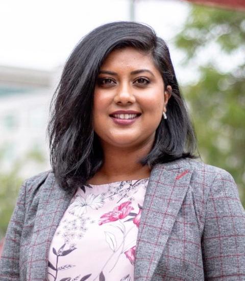 Monisha Singh